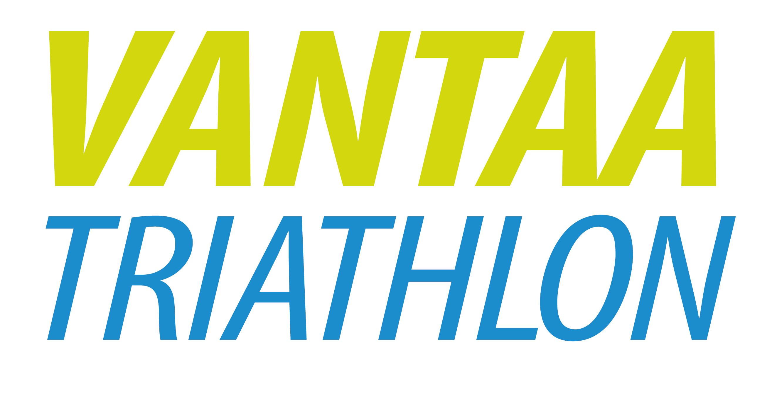 Vantaa Triathlon Tulokset